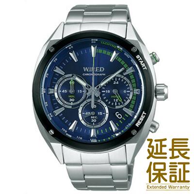 【国内正規品】WIRED ワイアード 腕時計 SEIKO セイコー AGAW444 メンズ