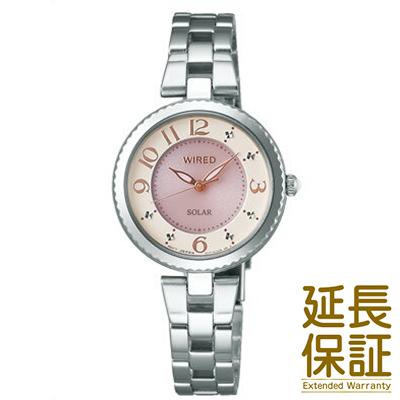 【国内正規品】WIRED f ワイアードエフ 腕時計 SEIKO セイコー AGED085 レディース ソーラー