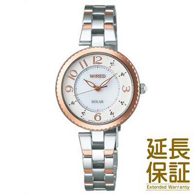 【国内正規品】WIRED f ワイアードエフ 腕時計 SEIKO セイコー AGED087 レディース ソーラー