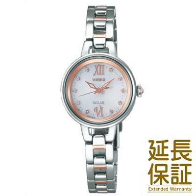 【国内正規品】WIRED f ワイアードエフ 腕時計 SEIKO セイコー AGED091 レディース ソーラー