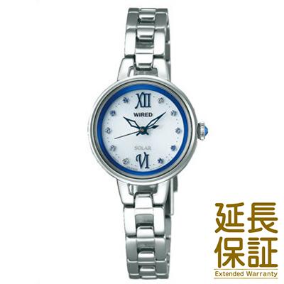 【国内正規品】WIRED f ワイアードエフ 腕時計 SEIKO セイコー AGED092 レディース ソーラー