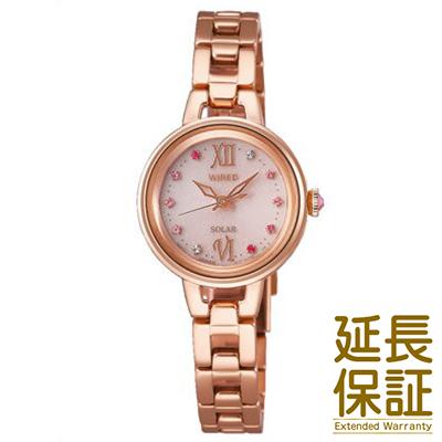 【国内正規品】WIRED f ワイアードエフ 腕時計 SEIKO セイコー AGED093 レディース ソーラー