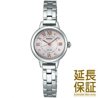 【レビュー記入確認後10年保証】ワイアードエフ WIRED f セイコー 腕時計 SEIKO 時計 正規品 AGED094 レディース ソーラー