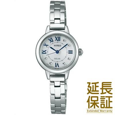 【国内正規品】WIRED f ワイアードエフ 腕時計 SEIKO セイコー AGED095 レディース ソーラー