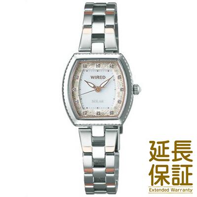 【レビュー記入確認後10年保証】ワイアードエフ WIRED f セイコー 腕時計 SEIKO 時計 正規品 AGED716 レディース 大人の塗り絵ブック限定モデル