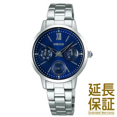 【国内正規品】WIRED f ワイアードエフ 腕時計 SEIKO セイコー AGET405 レディース クオーツ