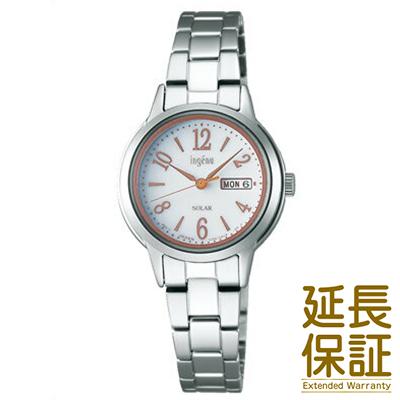 【国内正規品】ALBA アルバ 腕時計 SEIKO セイコー AHJD102 レディース ingene アンジェーヌ ソーラー