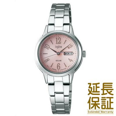 【国内正規品】ALBA アルバ 腕時計 SEIKO セイコー AHJD103 レディース ingene アンジェーヌ ソーラー
