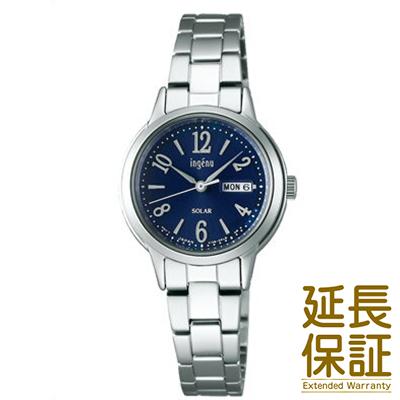 【国内正規品】ALBA アルバ 腕時計 SEIKO セイコー AHJD104 レディース ingene アンジェーヌ ソーラー