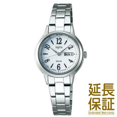 【レビュー記入確認後10年保証】アルバ ALBA セイコー 腕時計 SEIKO 時計 正規品 AHJD105 レディース ingene アンジェーヌ ソーラー