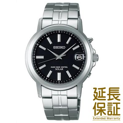 【国内正規品】SEIKO セイコー 腕時計 SBTM163 メンズ SPIRIT スピリット ソーラー電波時計