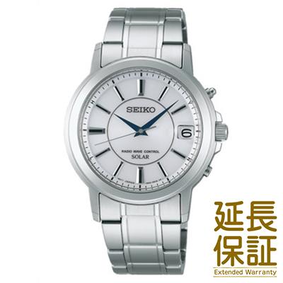 【国内正規品】SEIKO セイコー 腕時計 SBTM219 メンズ SPIRIT スピリット ソーラー電波