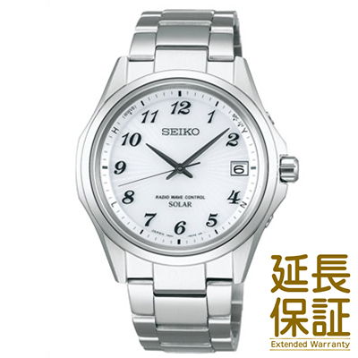 【国内正規品】SEIKO セイコー 腕時計 SBTM237 メンズ SEIKO SELECTION ソーラー電波