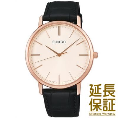 【国内正規品】SEIKO セイコー 腕時計 SCXP076 メンズ SEIKO SELECTION セイコーセレクション