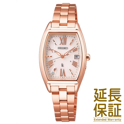 【国内正規品】SEIKO セイコー 腕時計 SSVW118 レディース LUKIA ルキア ソーラー 電波