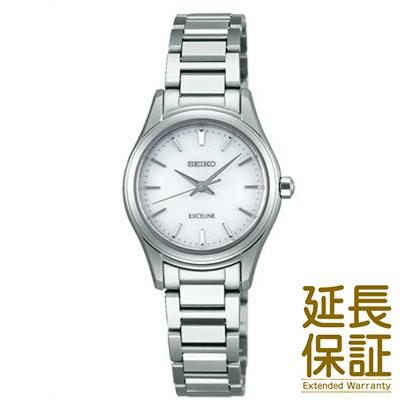 【国内正規品】SEIKO セイコー 腕時計 SWCQ091 レディース DOLCE&EXCELINE ドルチェ&エクセリーヌ ソーラー