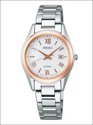 【国内正規品】SEIKO セイコー 腕時計 SWCW150 レディース DOLCE&EXCELINE ドルチェ&エクセリーヌ ソーラー電波
