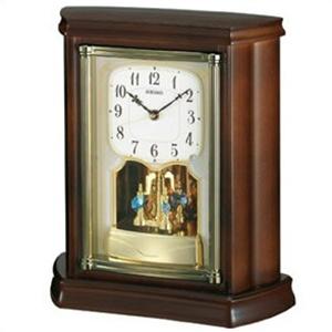 【正規品】SEIKO セイコー クロック BY233B 置き時計 電波時計