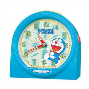 【正規品】SEIKO セイコー クロック CQ137L 目覚まし時計 ドラえもん