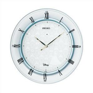 【正規品】SEIKO セイコー クロック FS503W 掛時計 電波時計 Disney ディズニー