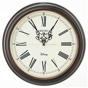 SEIKO セイコー クロック FS507B 掛時計 電波 Disney ディズニー ミッキーマウス&ミニーマウス
