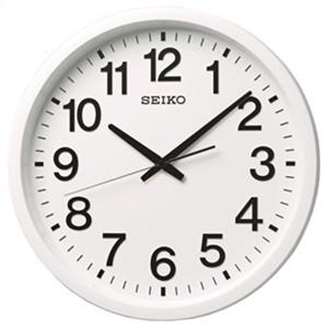 【正規品】SEIKO セイコー クロック GP202W 電波掛け時計 GPS衛星