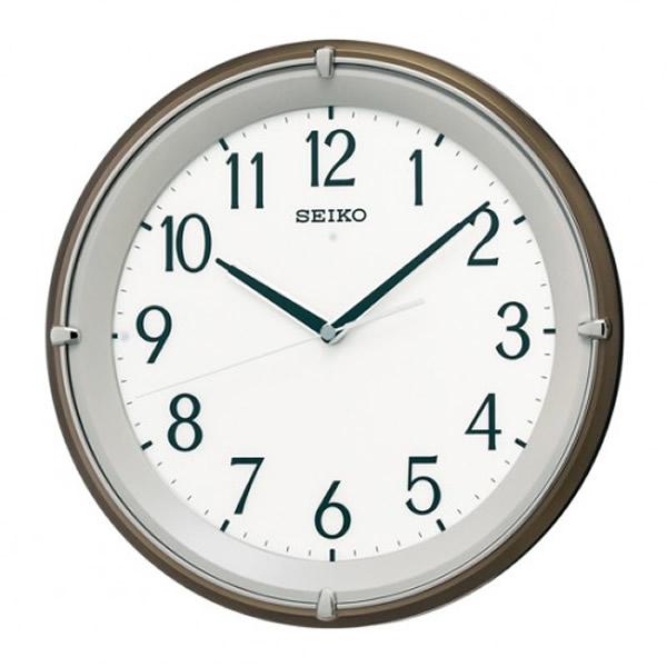 【正規品】SEIKO セイコー クロック KX203B 掛時計 電波時計