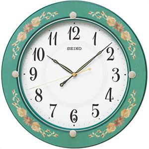 【正規品】SEIKO セイコー クロック KX220M 電波 掛時計 スタンダード