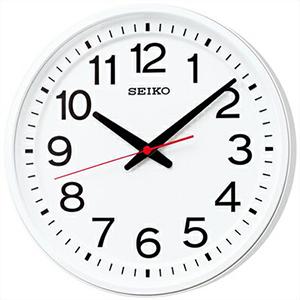 【正規品】SEIKO セイコー クロック KX236W 掛時計 電波 アナログ