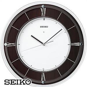 SEIKO セイコークロック KX321B 電波掛時計 4517228026553