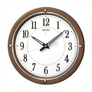 【正規品】SEIKO セイコー クロック KX395B ファンライトNEO 電波 掛時計