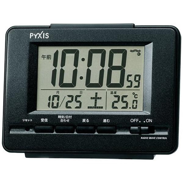 優先配送 レビュー記入確認後2年保証 送料無料 一部地域を除く 正規品 SEIKO 目覚まし時計 NR535K 電波時計 クロック お買い得 セイコー