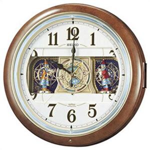 【正規品】SEIKO セイコー クロック RE559H 掛け時計 電波時計