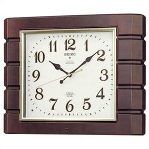 SEIKO セイコークロック RX209B掛け時計 電波時計 4517228019029