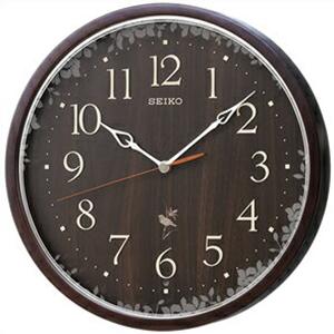 【正規品】SEIKO セイコー クロック RX215B 掛時計 報時付