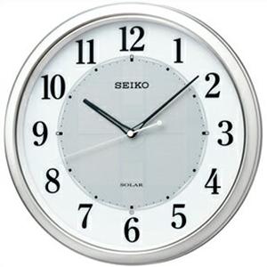 SEIKO セイコー クロック SF243S 掛時計 ソーラー