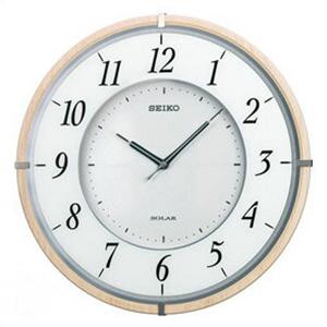 【正規品】SEIKO セイコー クロック SF501B 掛け時計 電波時計