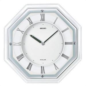 【正規品】SEIKO セイコー クロック SF503W 掛け時計 電波時計