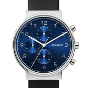 【並行輸入品】SKAGEN スカーゲン 腕時計 SKW6417 メンズ Ancher アンカー クオーツ