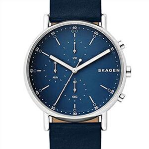 あす楽 送料無料 期間限定今なら送料無料 SKAGEN スカーゲン 腕時計 SKW6463 クロノグラフ SIGNATUR クオーツ メンズ シグネチャー オンライン限定商品