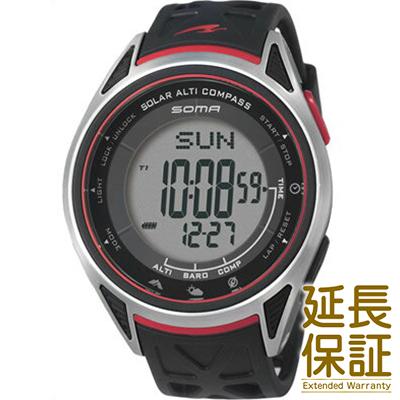 【国内正規品】SOMA ソーマ 腕時計 NS24001 ユニセックス RideONE ライドワン SOLAR ソーラー ALTI COMPASS アルチコンパス