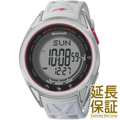 【国内正規品】SOMA ソーマ 腕時計 NS24703 ユニセックス RideONE ライドワン SOLAR ソーラー ALTI COMPASS アルチコンパス