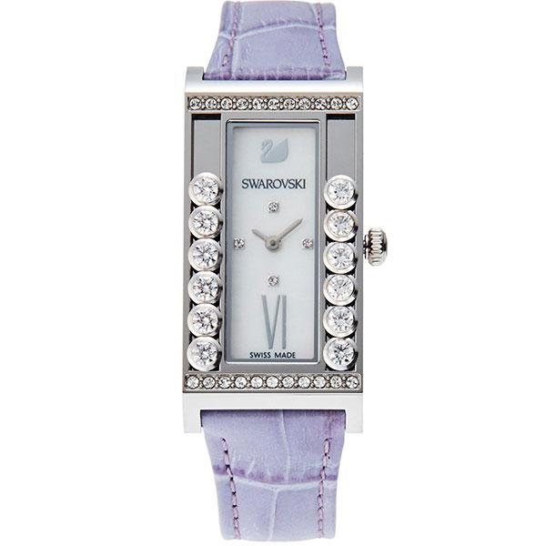 【並行輸入品】SWAROVSKI スワロフスキー 腕時計 5096684 レディース LOVELY CRYSTALS SQUARE ラブリークリスタルズ スクエア クオーツ