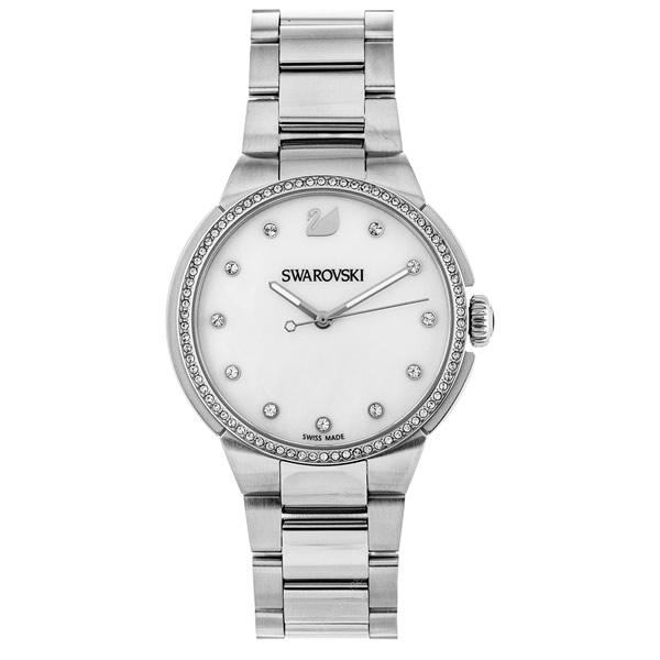 【並行輸入品】SWAROVSKI スワロフスキー 腕時計 5181635 レディース CITY シティ クオーツ