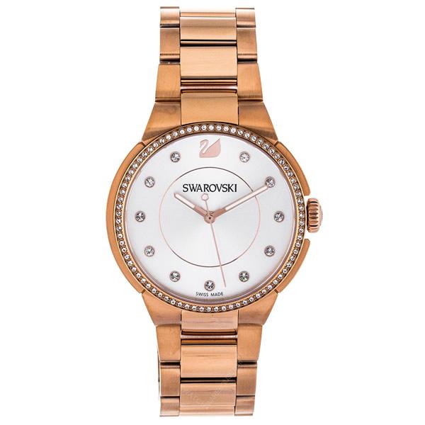 【並行輸入品】SWAROVSKI スワロフスキー 腕時計 5181642 レディース CITY シティ クオーツ