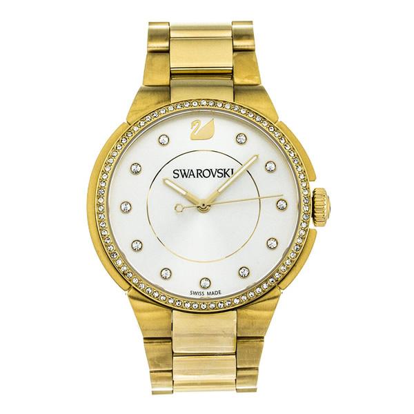 【並行輸入品】SWAROVSKI スワロフスキー 腕時計 5213729 レディース CITY シティ クオーツ
