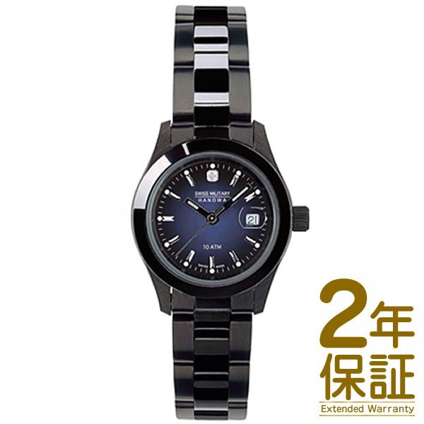 【国内正規品】SWISS MILITARY スイスミリタリー 腕時計 ML-243 レディース ELEGANT BLACK エレガントブラック