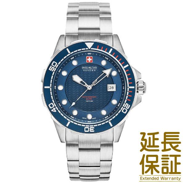 【正規品】SWISS MILITARY スイスミリタリー 腕時計 ML444 メンズ NEPTUNE DIVER ネプチューン ダイバー