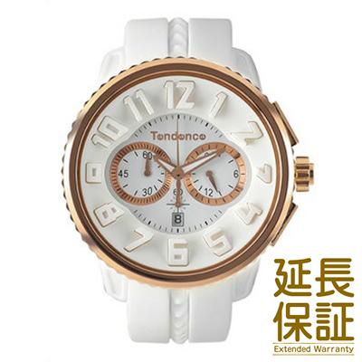 【国内正規品】Tendence テンデンス 腕時計 TG046014 ユニセックス GULLIVER Round ガリバー ラウンド クロノグラフ 旧品番 2046014