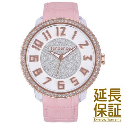 【国内正規品】Tendence テンデンス 腕時計 TY430141 ユニセックス GLAM 47 グラム 47